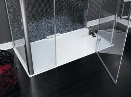 Jak dobrać brodzik do łazienki?