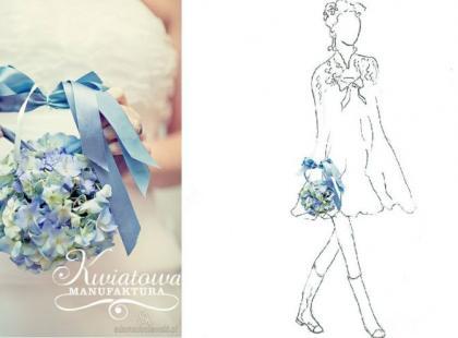 Jak dobrać bukiet ślubny do sukni ślubnej?
