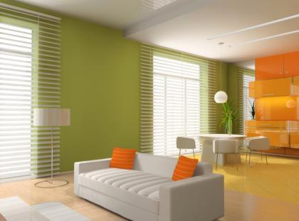 Jak dobrać kolory we wnętrzach?