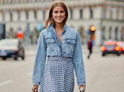 Jak dobrać kurtkę jeansową do figury? Modowy poradnik