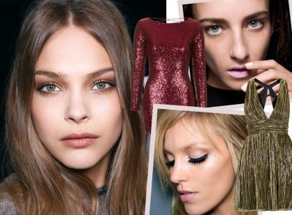 Jak dobrać makijaż do sukienki?
