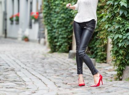 Jak dobrać spodnie do typu figury?