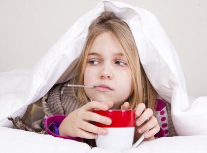 Jak dostać gorączki?