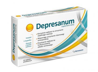Jak działa Depresanum?