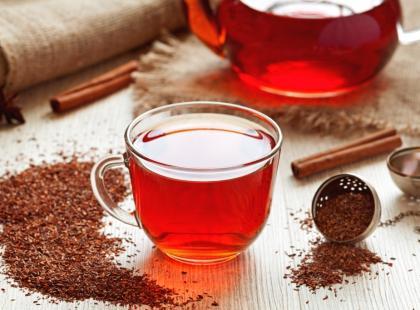 Jak działa herbata rooibos?