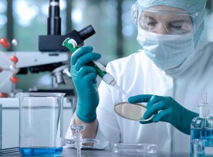 Jak działa szybki test na grypę A/H1N1/?