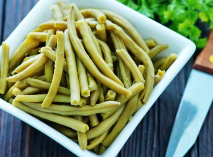Jak gotować fasolkę szparagową?