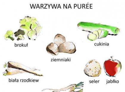 Pasternak zamiast ziemniaków to świetne warzywo na aromatyczne puree.