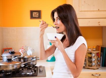 Jak gotować według kuchni pięciu przemian?