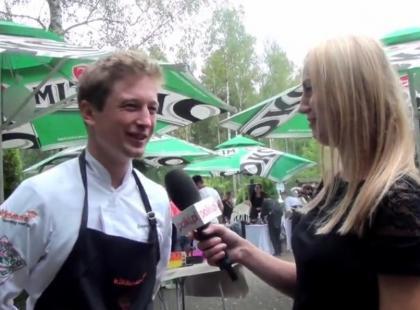 Jak gotuje Grzegorz Łapanowski? [video]