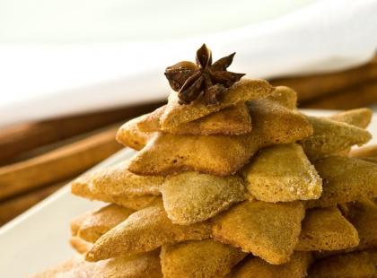 Aromatyczne ciasteczka.