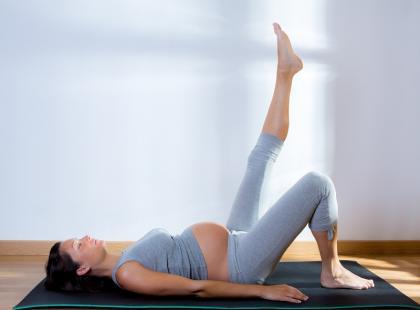 Jak joga wpływa na kobiety w ciąży i po porodzie?
