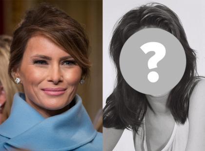 Jak kiedyś wyglądała Melania Trump? Gwarantujemy, że na tym zdjęciu jej nie poznasz