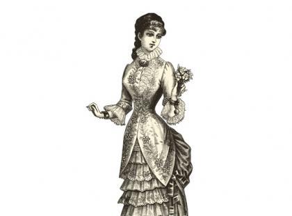 Jak kobiety dbały o dłonie w XIX wieku?