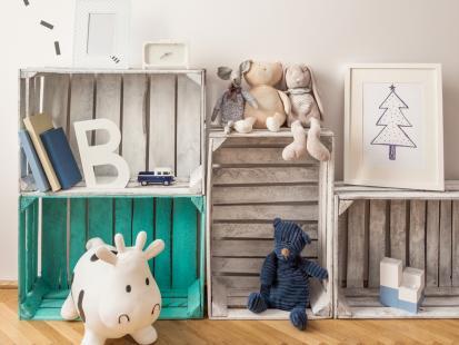 Jak krok po kroku uszyć literkę do pokoju dziecka?