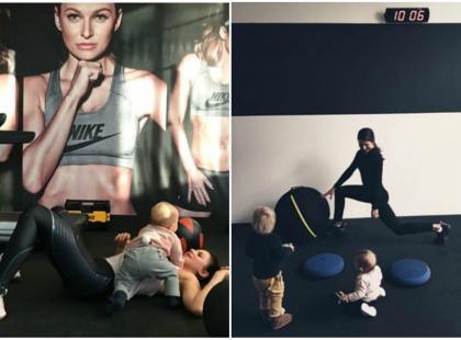 """""""Jak ktoś chce być ekspertem od dzieci, nie powinien publikować takich zdjęć"""" – czym Anna Lewandowska naraziła się matkom?"""