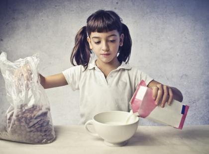 Jak kupić zdrowe płatki śniadaniowe?