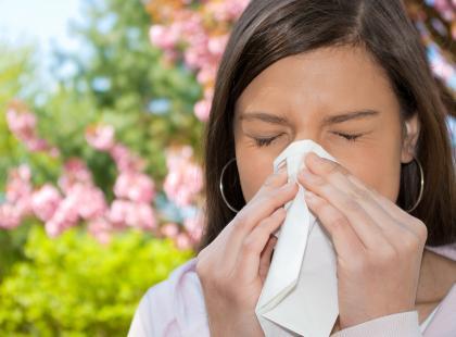 Jak łagodzić objawy alergii?