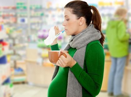Jak leczyć przeziębienie podczas ciąży?