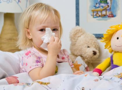 Jak leczyć zapalenie zatok u dziecka?