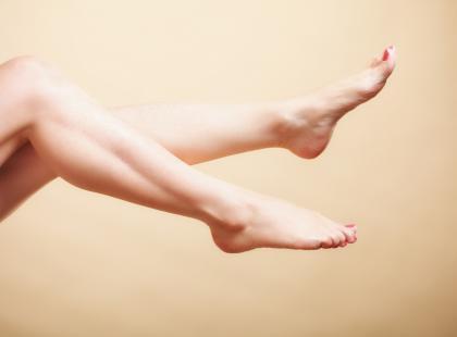 Jak mieć piękne stopy po zimie?