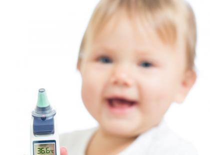 Jak mierzyć temperaturę ciała u dziecka?