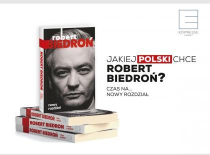 Jak możemy zmienić Polskę? Przeczytaj fragment nowej książki Roberta Biedronia