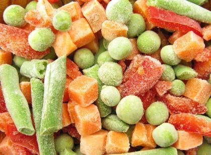 Jak mrozić i rozmrażać warzywa?