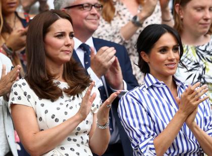 Jak naprawdę wyglądają relacje księżnej Kate z Meghan Markle? TE zdjęcia mówią wszystko...