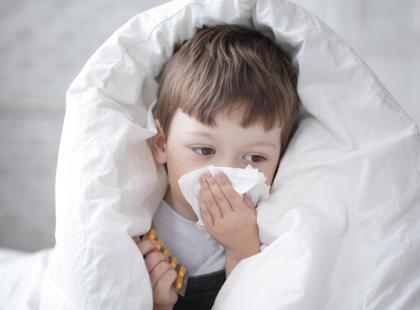 Jak naturalnie zwalczyć przeziębienie u dziecka?
