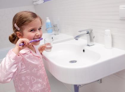 Jak nauczyć dziecko dbania o zęby?