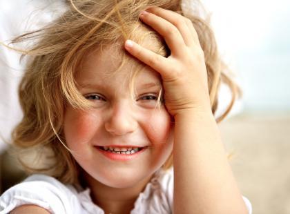 Jak nauczyć dziecko śmiałości?
