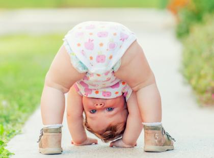 Jak nazywać intymne części ciała dziecka?