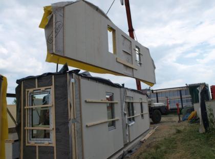Jak nie budować domu z modułów