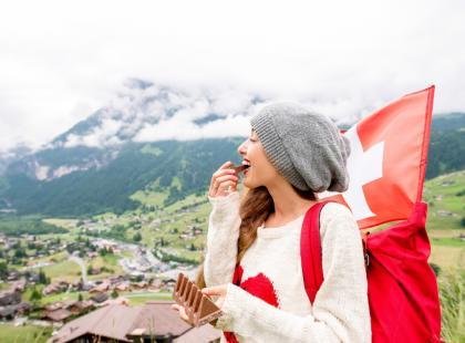 Jak nie kochać Szwajcarii?