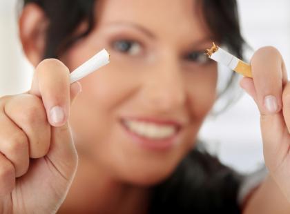 Jak nie przytyć rzucając palenie?