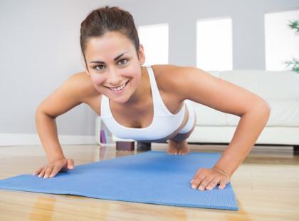 Jak nie tracić motywacji do ćwiczeń?
