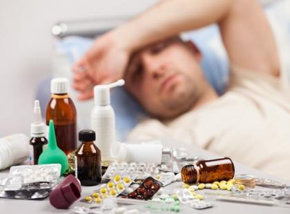 Jak nie zarazić się grypą w pracy?