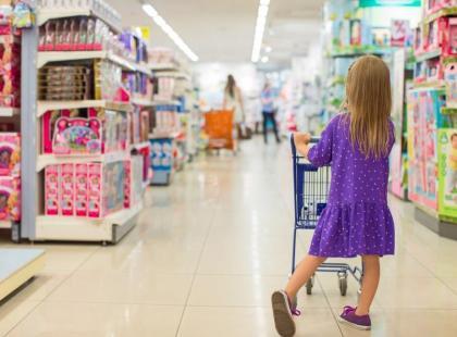 Jak nie zgubić dziecka na zakupach? 5 zasad!