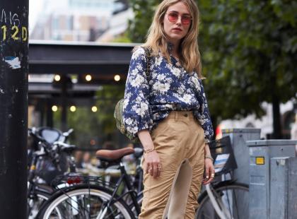 Jak nosić spodnie z wysokim stanem? 4 najważniejsze zasady stylizacji