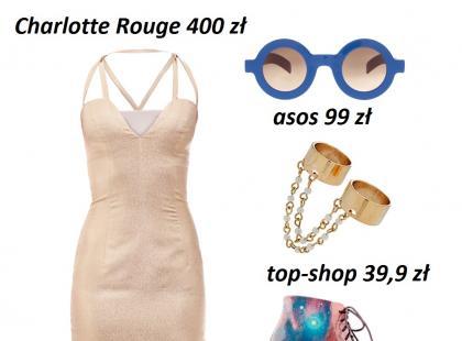 Jak nosić złote ubrania - 4 zestawy