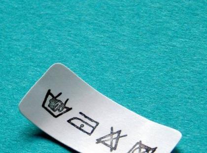 Jak odczytywać symbole na metkach