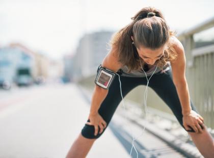 Jak oddychać w czasie biegania?