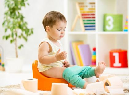 Jak odzwyczaić dziecko od pieluchy?