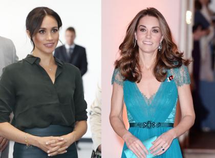 Jak one to robią? Poznaj sekret idealnych fryzur księżnej Kate i Meghan!