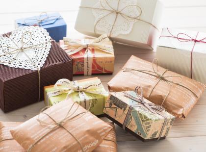 Jak pakować prezenty?