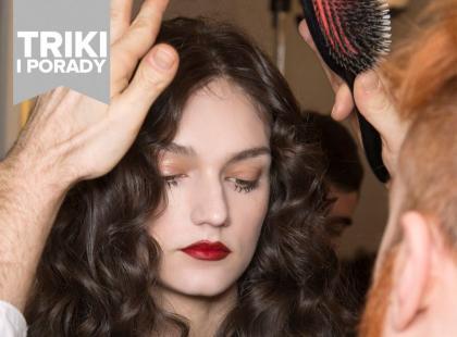 Jak pielęgnować kręcone włosy?