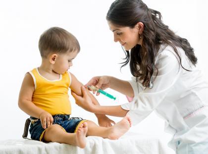 Jak pobierać krew u dziecka?