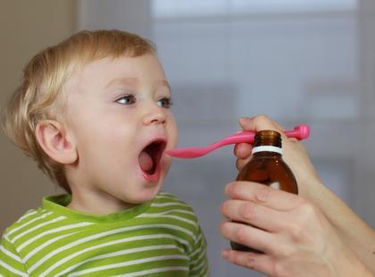 Jak podawać dziecku leki bez recepty?