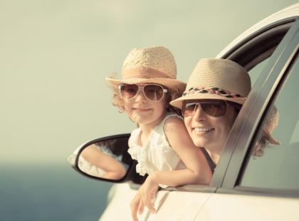 Jak podróżować samochodem w ciąży?
